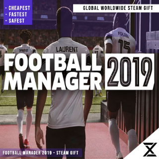 Football Manager 2019  🎁 Steam Gift 🎁