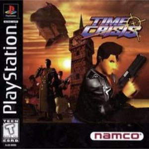 Time Crisis (PlayStation 1)