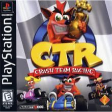Crash Team Racing (PlayStation 1)