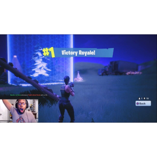 I will give you tips and tricks on fortnite and even carry you to one or more wins.