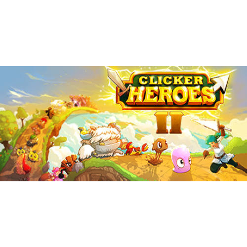 Clicker Heroes 2 Pc Cd Key Steam Global (instant delivery