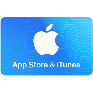 $100.00 iTunes and Apple App Store Gift Card
