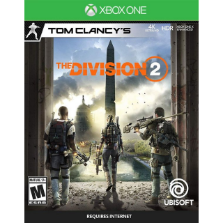 Tom Clancy's The Division 2 Xbox One - KEY GLOBAL