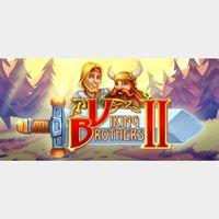Viking Brothers 2 Steam - Global Key
