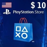 PSN $10 PlayStation Store (United States) (Instant)