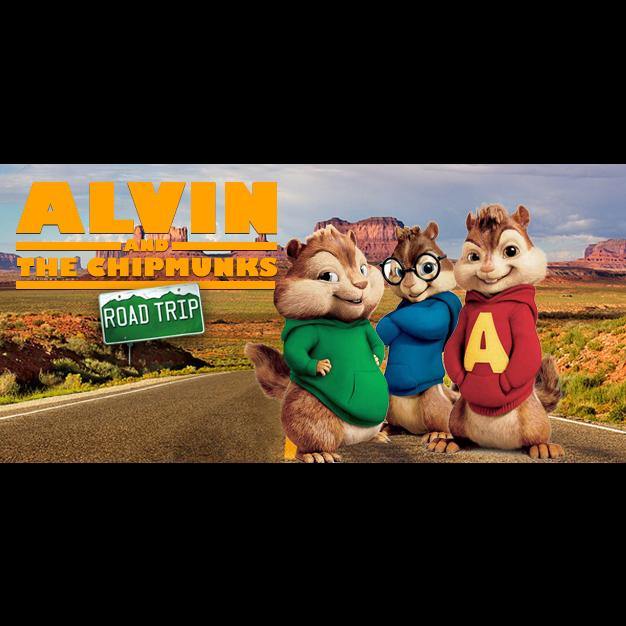 Alvin and the Chipmunks - The Road Chip - HD Digital - DisneyMoviesAnywhere Works w/ iTunes, Google Play Vudu - US Region