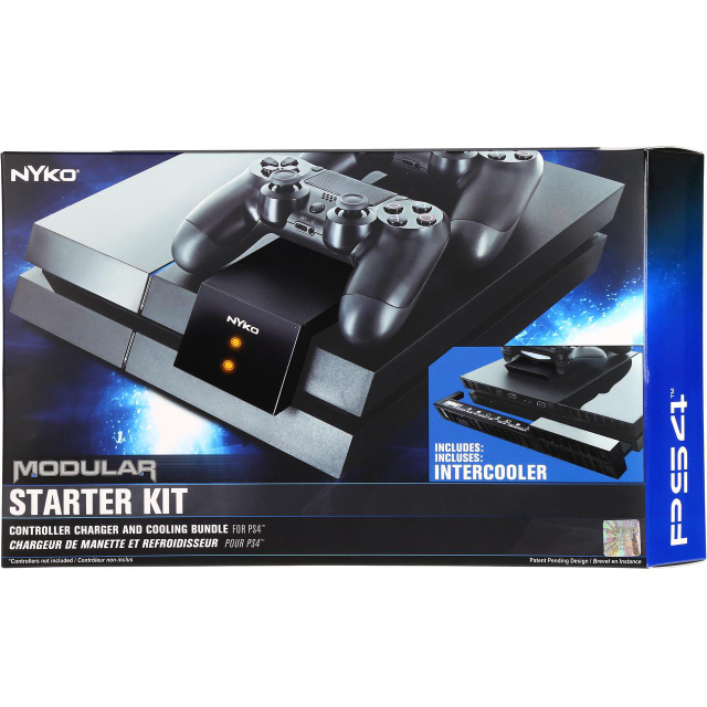 Brand New, Nyko Modular PS4 Controller Charger + Intercooler