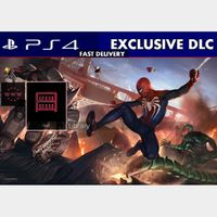 Marvels Spider Man Exclusive Battle Theme  PS4  US Instant Delivery