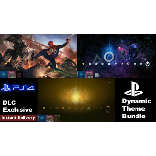 Spider Man Battle Theme | Symbols in The Star | Area X | DLC Bundle Themes | PS4 US Instant Delivery
