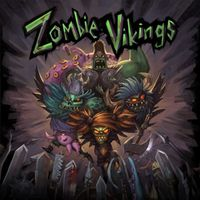 Zombie Vikings - PS4 Game US Instant Delivery