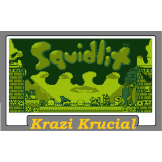 Squidlit (2 for $1.10)