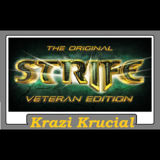 The Original Strife Veteran Edition (2 for $1.10)