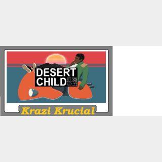 Desert Child  (2 for $1.10)