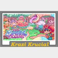 The Spiral Scouts (2 for $1.10)