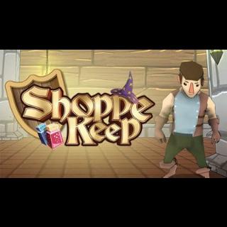 Shoppe Keep (2 for $1.10)