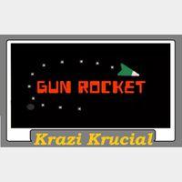 Gun Rocket (2 for $1.10)