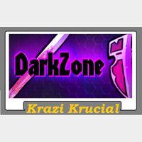 DarkZone (2 for $1.10)