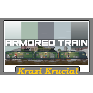 Armored Train (2 for $1.10)