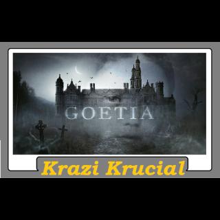 Goetia (2 for $1.10)