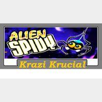 Alien Spidy (2 for $1.10)