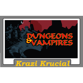 Dungeons & Vampires (2 for $1.10)