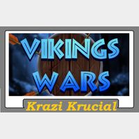 Viking Wars (2 for $1.10)