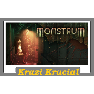 Monstrum (2 for $1.10)