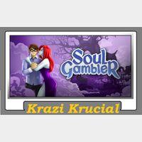 Soul Gambler (2 for $1.10)