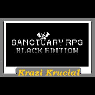 SanctuaryRPG Black Edition (2 for $1.10)