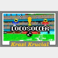 LocoSoccer (2 for $1.10)