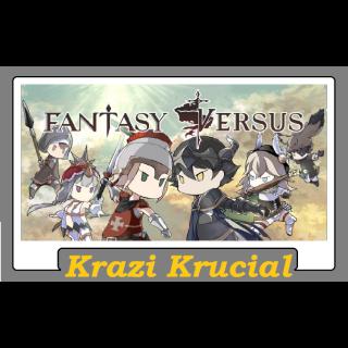 Fantasy Versus (2 for $1.10)