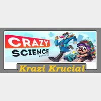 Crazy Science - Long Run (2 for $1.10)