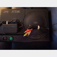Sega GenesisSega CD JVC X'Eye Console Complete