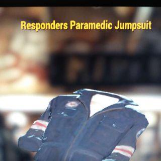 Apparel | Responders Paramedic JS