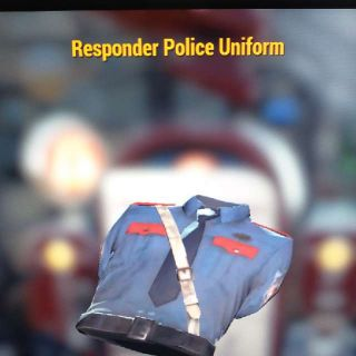 Apparel | Responders Police Outfit