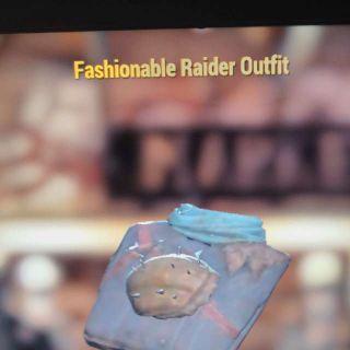 Apparel | Fashionable Raider Set
