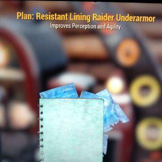 Plan | Resistant Raider UA