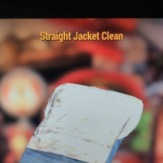 Apparel | Straight Jacket Clean