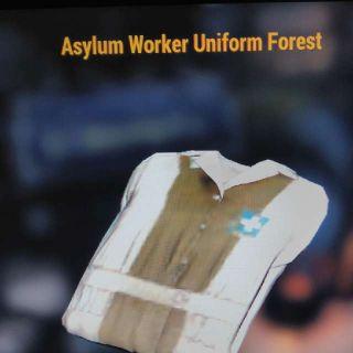 Apparel | Forrest Asylum Set