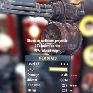 Weapon | TS FFR/90 Minigun