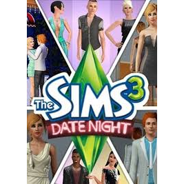 The Sims 3 Date Night Key