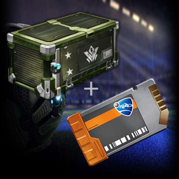 100x Vindicator + 100x Key