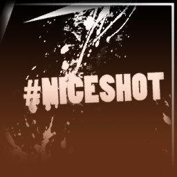 Nice Shot (Octane) | White