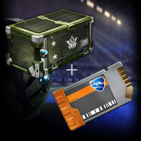 50x Vindicator + 50x Key