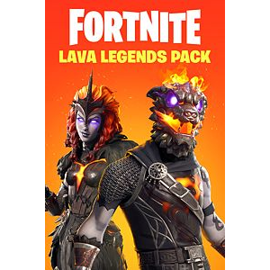 Fortnite - Lava Legends Pack XBOX ONE , USA ONLY - XBox One Games