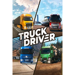 Truck Driver Xbox one, usa