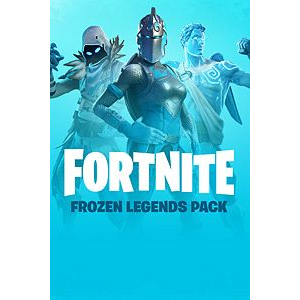 Fortnite Frozen Legends Pack Xbox One Usa Xbox One Games