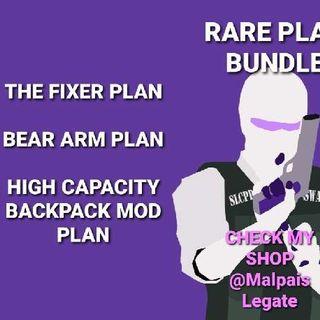 Plan | Small Rare Plan Bundle