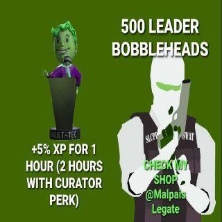 Aid | 500 Leader Bobbleheads