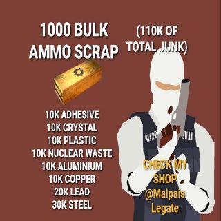 Junk | 110k Junk Bundle